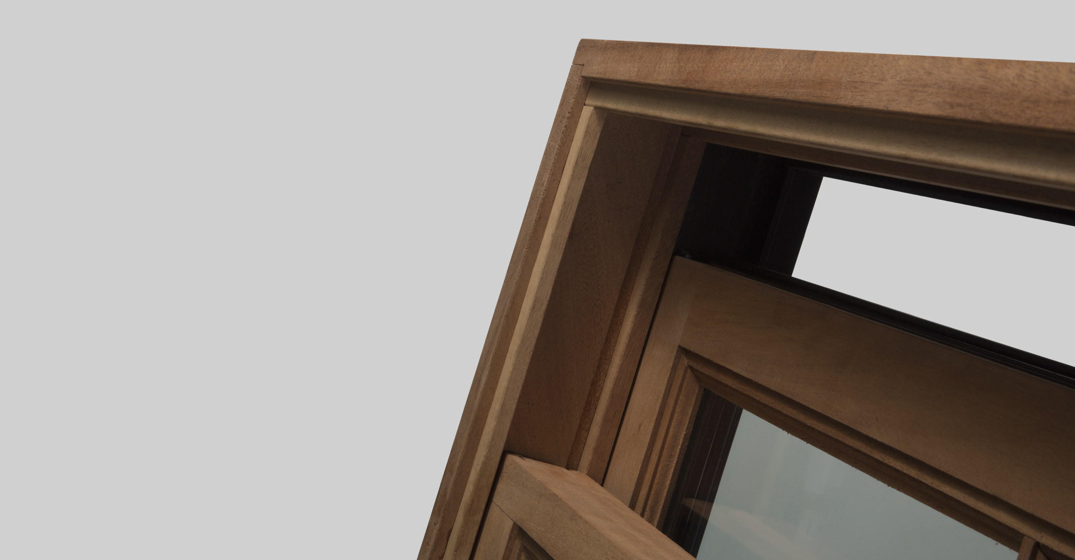 Double Hung Window Detail